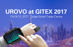 Urovo at GITEX 2017