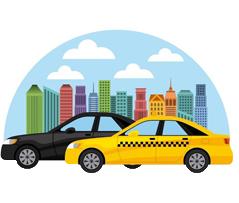 出租车移动收费解决方案